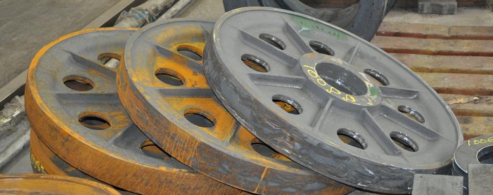 Sheave Wheel Castings