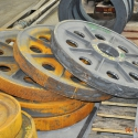 Sheave Wheel Castings